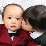 大阪の子供写真撮影スタジオ・ハニーアンドクランチのフォトギャラリーK118