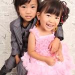 大阪の子供写真撮影スタジオ・ハニーアンドクランチのフォトギャラリーK124