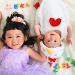 大阪の子供写真撮影スタジオ・ハニーアンドクランチのフォトギャラリーK143