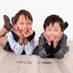 大阪の子供写真撮影スタジオ・ハニーアンドクランチのフォトギャラリーK152