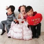 大阪の子供写真撮影スタジオ・ハニーアンドクランチのフォトギャラリーK177