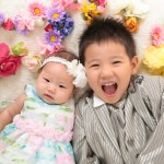 大阪の子供写真撮影スタジオ・ハニーアンドクランチのフォトギャラリーK202
