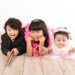大阪の子供写真撮影スタジオ・ハニーアンドクランチのフォトギャラリーK207