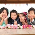 大阪の子供写真撮影スタジオ・ハニーアンドクランチのフォトギャラリーK211