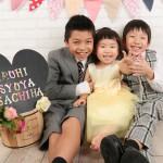 大阪の子供写真撮影スタジオ・ハニーアンドクランチのフォトギャラリーK222