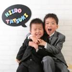 大阪の子供写真撮影スタジオ・ハニーアンドクランチのフォトギャラリーK224