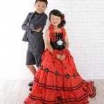 大阪の子供写真撮影スタジオ・ハニーアンドクランチのフォトギャラリーK235