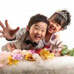 大阪の子供写真撮影スタジオ・ハニーアンドクランチのフォトギャラリーK236