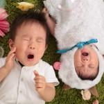 大阪の子供写真撮影スタジオ・ハニーアンドクランチのフォトギャラリーK240