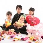 大阪の子供写真撮影スタジオ・ハニーアンドクランチのフォトギャラリーK243
