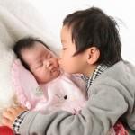 大阪の子供写真撮影スタジオ・ハニーアンドクランチのフォトギャラリーK246