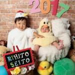 大阪の子供写真撮影スタジオ・ハニーアンドクランチのフォトギャラリーK258