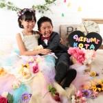 大阪の子供写真撮影スタジオ・ハニーアンドクランチのフォトギャラリーK263