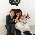 大阪の子供写真撮影スタジオ・ハニーアンドクランチのフォトギャラリーK264