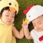 大阪の子供写真撮影スタジオ・ハニーアンドクランチのフォトギャラリーK268