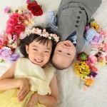大阪の子供写真撮影スタジオ・ハニーアンドクランチのフォトギャラリーK277