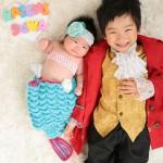 大阪の子供写真撮影スタジオ・ハニーアンドクランチのフォトギャラリーK281