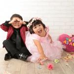 大阪の子供写真撮影スタジオ・ハニーアンドクランチのフォトギャラリーK283