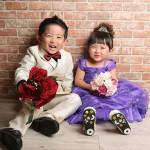 大阪の子供写真撮影スタジオ・ハニーアンドクランチのフォトギャラリーK284