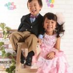 大阪の子供写真撮影スタジオ・ハニーアンドクランチのフォトギャラリーK286