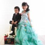 大阪の子供写真撮影スタジオ・ハニーアンドクランチのフォトギャラリーK297