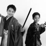 大阪の子供写真撮影スタジオ・ハニーアンドクランチのフォトギャラリーK305