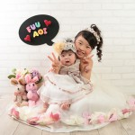 大阪の子供写真撮影スタジオ・ハニーアンドクランチのフォトギャラリーK308