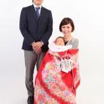 大阪の家族写真撮影スタジオ・ハニーアンドクランチのフォトギャラリーL003