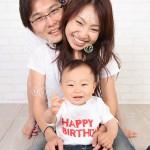 大阪の家族写真撮影スタジオ・ハニーアンドクランチのフォトギャラリーL005