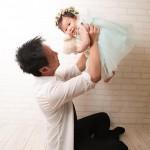 大阪の家族写真撮影スタジオ・ハニーアンドクランチのフォトギャラリーL006