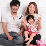 大阪の家族写真撮影スタジオ・ハニーアンドクランチのフォトギャラリーL009