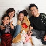 大阪の家族写真撮影スタジオ・ハニーアンドクランチのフォトギャラリーL014