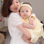 大阪の家族写真撮影スタジオ・ハニーアンドクランチのフォトギャラリーL015