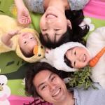 大阪の家族写真撮影スタジオ・ハニーアンドクランチのフォトギャラリーL016
