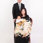 大阪の家族写真撮影スタジオ・ハニーアンドクランチのフォトギャラリーL017