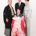 大阪の家族写真撮影スタジオ・ハニーアンドクランチのフォトギャラリーL019