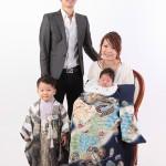 大阪の家族写真撮影スタジオ・ハニーアンドクランチのフォトギャラリーL022