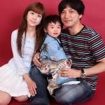 大阪の家族写真撮影スタジオ・ハニーアンドクランチのフォトギャラリーL023