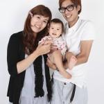大阪の家族写真撮影スタジオ・ハニーアンドクランチのフォトギャラリーL029