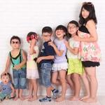大阪の家族写真撮影スタジオ・ハニーアンドクランチのフォトギャラリーL031
