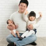 大阪の家族写真撮影スタジオ・ハニーアンドクランチのフォトギャラリーL034