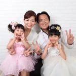 大阪の家族写真撮影スタジオ・ハニーアンドクランチのフォトギャラリーL036