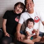 大阪の家族写真撮影スタジオ・ハニーアンドクランチのフォトギャラリーL042