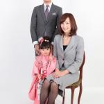 大阪の家族写真撮影スタジオ・ハニーアンドクランチのフォトギャラリーL049