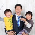 大阪の家族写真撮影スタジオ・ハニーアンドクランチのフォトギャラリーL053