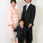 大阪の家族写真撮影スタジオ・ハニーアンドクランチのフォトギャラリーL055