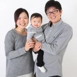 大阪の家族写真撮影スタジオ・ハニーアンドクランチのフォトギャラリーL057