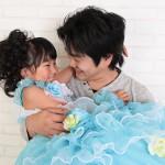 大阪の家族写真撮影スタジオ・ハニーアンドクランチのフォトギャラリーL059