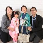 大阪の家族写真撮影スタジオ・ハニーアンドクランチのフォトギャラリーL060