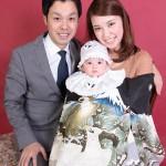 大阪の家族写真撮影スタジオ・ハニーアンドクランチのフォトギャラリーL061
